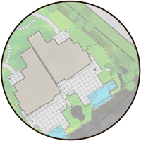 Site Map View Of Property #1.