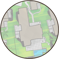 Site Map View Of Property #6.