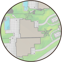 Site Map View Of Property #12.